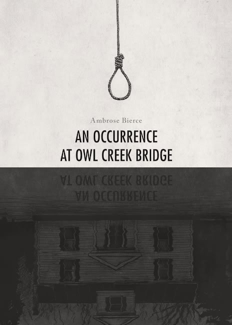 bored and insane an occurrence at owl creek bridge book design an occurrence at owl creek bridge book design